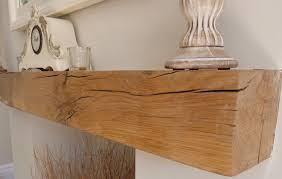 Railway Sleeper Floating Shelves