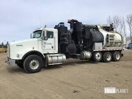 Hydro Excavator Truck Vactor Hxx Hydro Excavator On 2012 Kenworth T800 Tri A Truck
