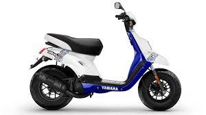 yamaha scooters. 2016-yamaha-bws-eu-competition-white-studio-002 yamaha scooters
