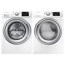 samsung washer and dryer. samsung 4.2 cu. ft. front-load washer \u0026 7.5 and dryer t