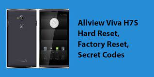Allview Viva H7S Hard Reset,Factory ...
