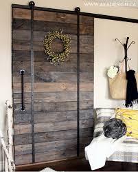 grey wash wood. UPCYCLED BARN DOOR No Title Grey Wash Wood U