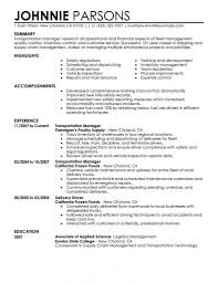 Resume And Cover Letter Retail Manager Resume Examples Sample