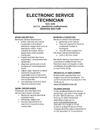 Mechanic Resume Template Bunch Ideas Of Mechanic Resume With Radar Repair Sample Electronic 79