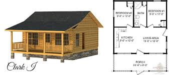 small log cabin floor plans. Modren Plans Tiny Houses The Clark I Throughout Small Log Cabin Floor Plans N