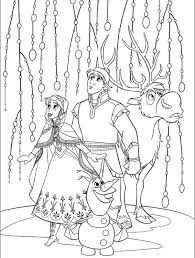 Small Picture Free Printable Frozen Coloring Pages for Kids Best Coloring