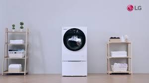 Công nghệ giặt hơi nước TrueSteam trên máy giặt LG - YouTube