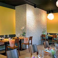 decorative wall cladding wooden interior textured restaurant meiers come inn bÜlach