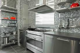 Stainless Steel Kitchen Wood Vs Stainless Steel Kitchen Island Wonderful Kitchen Design