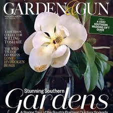 garden and gun magazine. Garden \u0026 Gun Magazine And N