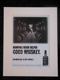 vintage original adverts drink alcoholic and spirit adverts  jack daniels original advert 1999 ref ad228 enlarge image