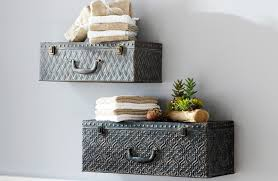 suitcase wall shelves set of 2 eclectic inspired on wall art shelf with vintage suitcase shelf shelves that look like shelves suitcase