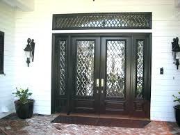 double front doors houston beveled glass doors bevel glass and clear glass door panel beveled glass double front doors