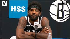 Kyrie Irving Full Press Conference Interview | 2019 NBA Media Day