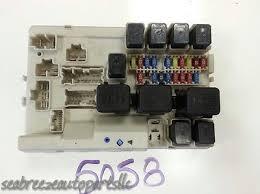 nissan z fuse box fusebox control module unit relay 2006 06 nissan 350z fuse box fusebox control module unit relay assy controller 284b7cd01a n5058