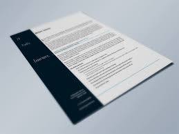 Resume Template Indesign Free Sample Resume Cover Letter Format