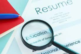 How To List Education On Resume Chegg CareerMatch Impressive Resume Education