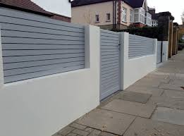 Small Picture Fences Exterior Wall Design Download Gate Fence Design Malaysia
