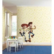 disney toy story woody giant wall sticker part 4