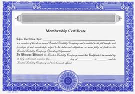 Corporate Stock Certificates - Blank