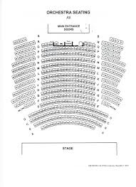 College Board Seating Chart Brevard Philharmonic Porter Center Seating Chart