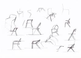 22 best chair sketch images on Pinterest Chairs Armchairs and
