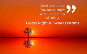 Super Good Night Quote HD Wallpapers ...