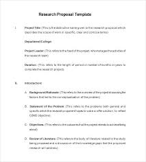 Technical Offer Sample Proposal Writing Template Pdf
