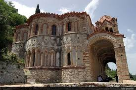 Greek Tourist Attractions   Historvius mystras tourist attractions