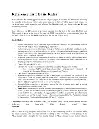 apa th edition research paper example literature review example  apa