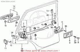 car door parts. Car Door Schematic Data Wiring Diagrams U2022 Rh Naopak Co Lock  Cylinder Diagram Mechanism Parts A