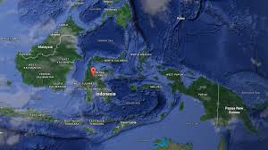 big waves sink boat in central indonesia, leaving 80 missing; 3 Bali Google Maps in this google map, sulawesi island is noted with red point google maps ubud bali