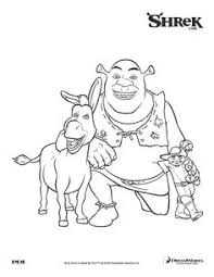 Small Picture Princess Fiona from Shrek Coloring Pages Kids Colouring Pages