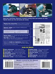 land rover discovery petrol diesel 89 98 haynes repair land rover discovery petrol diesel 89 98 haynes repair manual