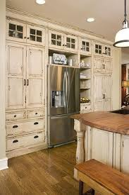 appealing painting kitchen cabinets antique white 17 best ideas about distressed kitchen cabinets on
