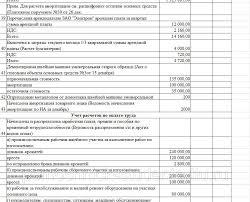 Бухгалтерский учет курсовая работа продажа цена в Рязани   Бухгалтерский учет курсовая работа фото 4