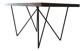 Cb2 Dylan Dining Table Chairish