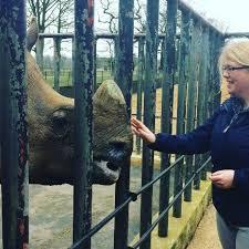 Kerry Hunt - Zoo Animal Behaviour - King Edward VI School