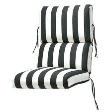 high back patio furniture chair cushions cushion high back chair replacement cushions patio high