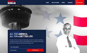 Political Website Templates 25 Non Profit Website Templates For Not For Profit Entities