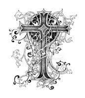 Kříž Ozdoba Design Vektory Z Knihovny Clipartme