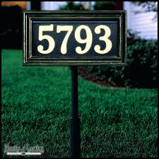home address plaques. Hanging Address Signs Distinctive Lighted Plaques By Hooks Lattice Throughout Plaque Plan . Home