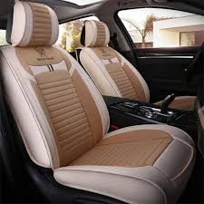 synthetic fibecar car seat cover for