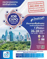 Job Expo คึกคัก เครือเจริญโภคภัณฑ์รับสูงสุดถึง 28,000 อัตรา