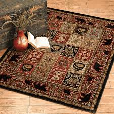 sweetlooking rustic cabin lodge area rugs bedroom roselawnlutheran 9 best