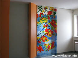 kitchen door glass painting designs recycled cabin window spring waters by on interior decorating ideas