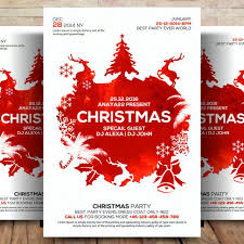 Christmas Flyer Templates Christmas Flyer Template Template For Free Download On Pngtree