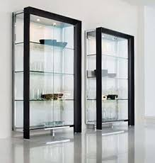 glass cabinet furniture. Glass Furniture Made To Measure In The Midlands Cabinet D