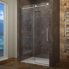 full size of shower bathroom sliding glass door bathroom shower doors 48 inch frameless glass