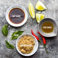 Asian stir fry sauces